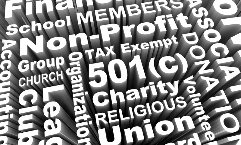 What's the Difference between a 501c3 and 501c6?