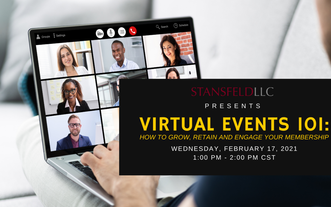 Virtual Events 101 Webinar: Your Questions Answered